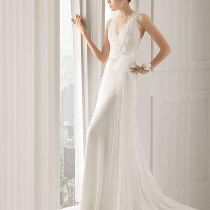 Свадебное платье Siglo от Rosa Clará.