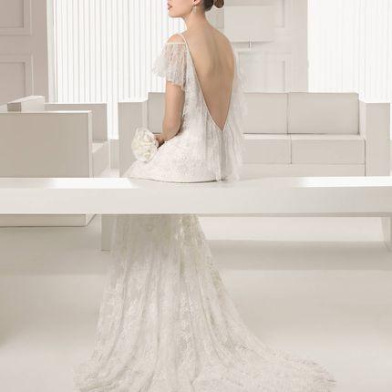 Свадебное платье Silvestre от Rosa Clará