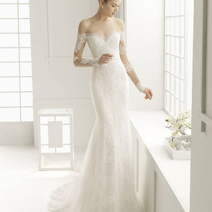 Свадебное платье Rosa Clara, модель Dore.