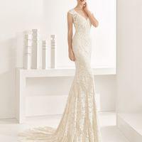 Свадебное платье Rosa Clara, модель Natalia.