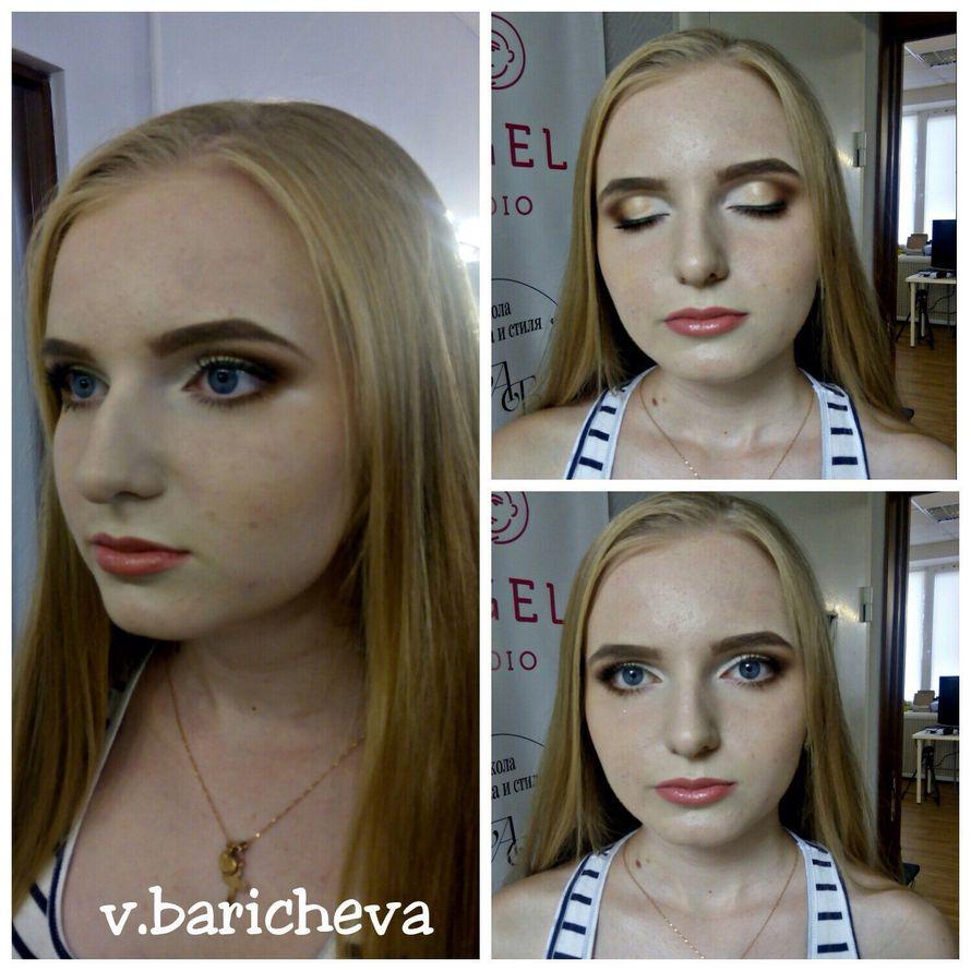 Фото 11873268 в коллекции Профессиональный макияж и причёски - Стилист-визажист Виктория Барычева
