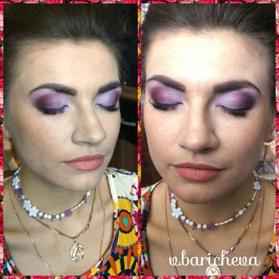Фото 11873306 в коллекции Профессиональный макияж и причёски - Стилист-визажист Виктория Барычева