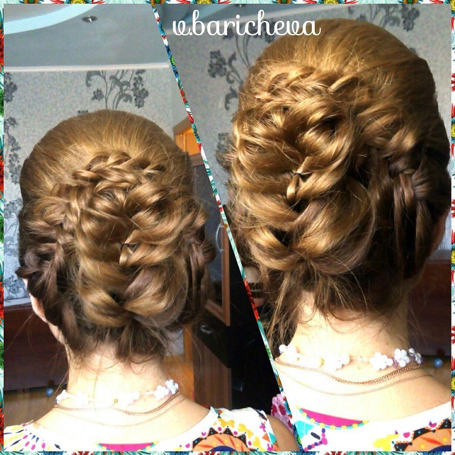 Фото 11873308 в коллекции Профессиональный макияж и причёски - Стилист-визажист Виктория Барычева