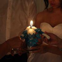 Набор свечей из 3 единиц