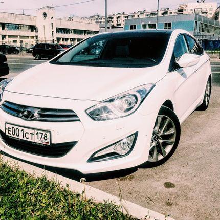 Аренда авто Hyundai i40, цена за 1 час