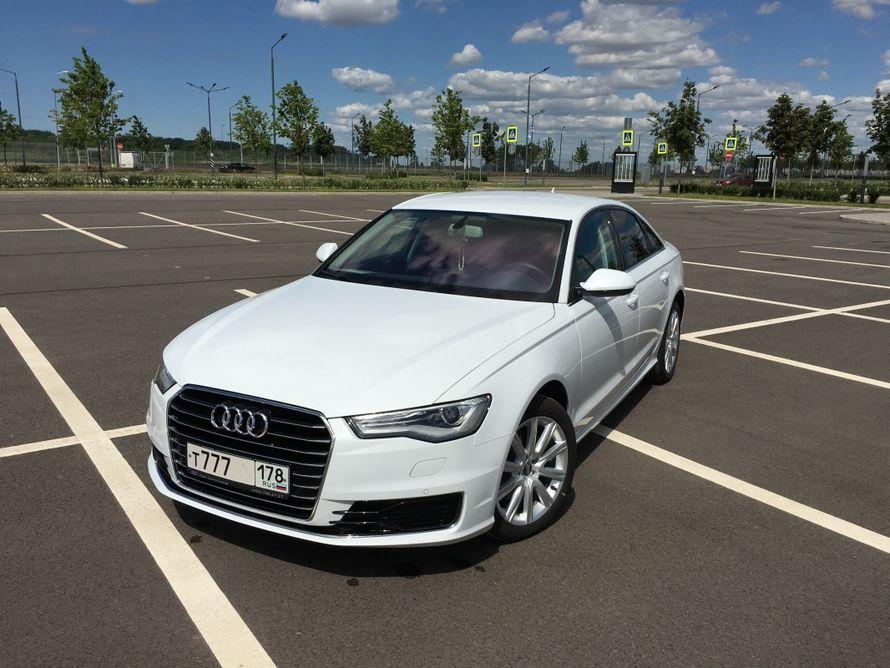 Аренда авто Audi A6, цена за 1 час
