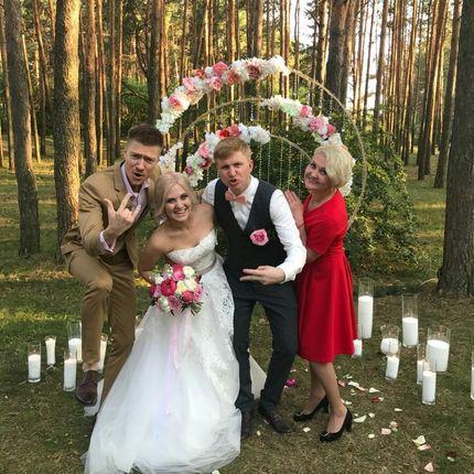 Свадебный командор (организатор)