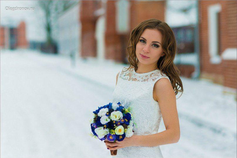 Фото 11946448 в коллекции невесты - Флорист-оформитель Карина Белая