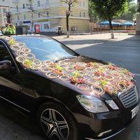 каркасное украшение автомобиля (возможен прокат)