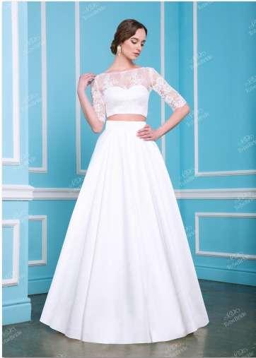 """Оригинальный  свадебный  наряд.Модный  тренд. - фото 11959392 Интернет-магазин свадебных платьев """"Fleur d'Orange"""""""