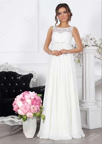 """Cвадебное  платье  в  греческом  стиле. - фото 11963956 Интернет-магазин свадебных платьев """"Fleur d'Orange"""""""