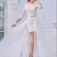 Cвадебное  платье -трансформер.Цена  34900.