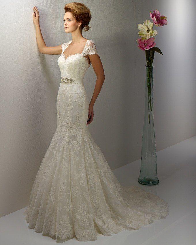 Свадебное платье Diane Legrand