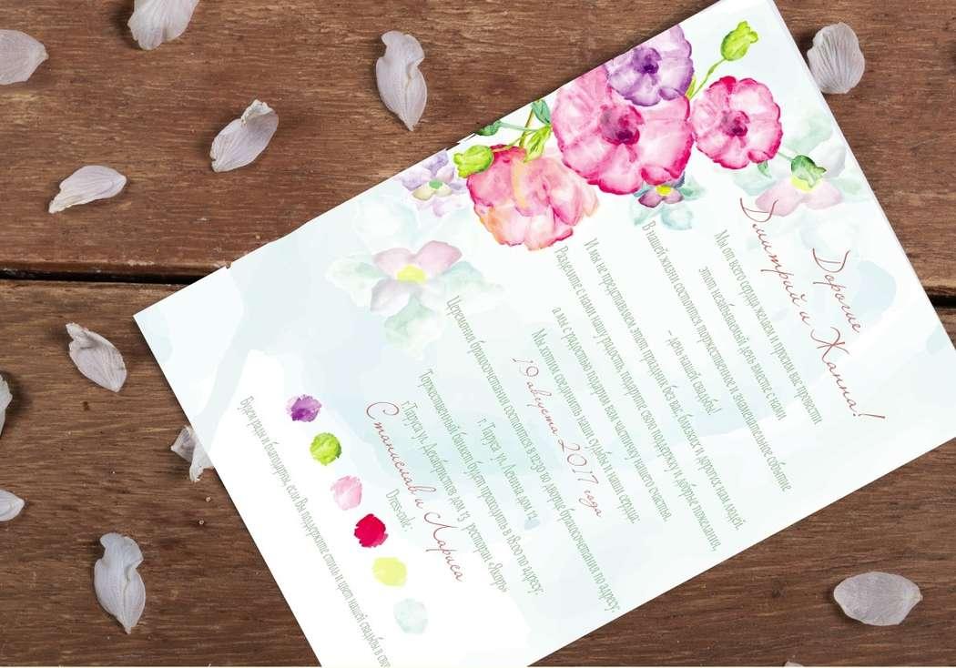 Фото 15140506 в коллекции Свадебная полиграфия - ФилигранЪ - студия свадебной полиграфии
