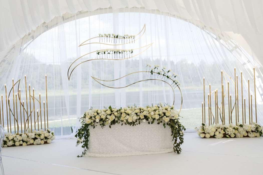 "Организация и оформление свадеб в Твери. Свадьба в Твери. Студия Marry me - фото 17028630 Студия оформления ""Marry me"""
