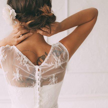 Шифоновое платье, арт. 03