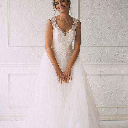 Свадебное платье, артикул 465