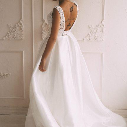 Свадебное платье, арт. 472