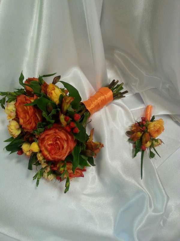 Фото 12055782 в коллекции Букет невесты.... - Свадебное агентство Lily wedding