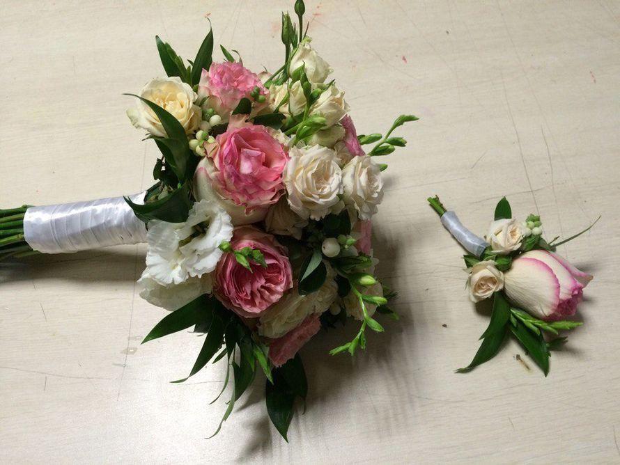 Фото 12055902 в коллекции Букет невесты.... - Свадебное агентство Lily wedding