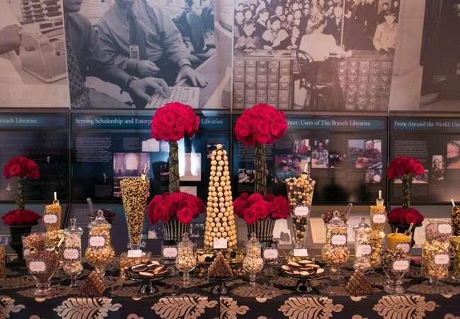 Фото 12056864 в коллекции Кэнди бар как полноценный элемент Вашей свадьбы... - WedDay - декор и флористика