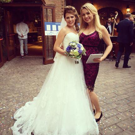 Проведение свадьбы в Италии, весь банкет