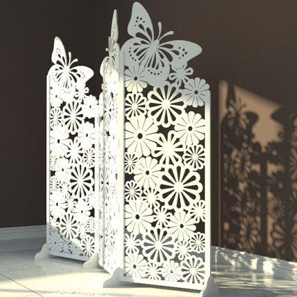 Резные свадебные арки и ширмы