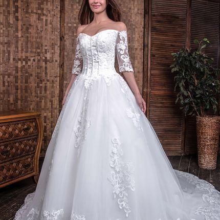 Свадебное платье Джинет