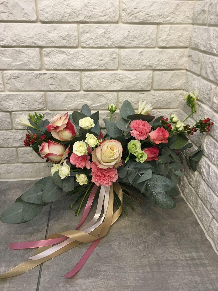 """Букет невесты - фото 12495228 Флористы оформители """"Flor decor event"""""""