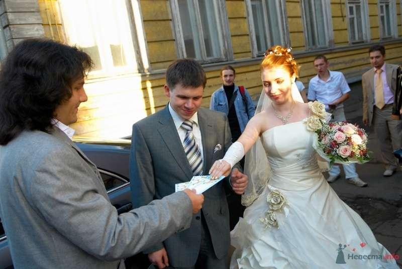 Фото 31646 в коллекции Фото со свадеб - Ведущий и артист Матвей Стринадкин