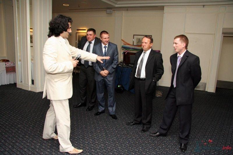 Фото 31652 в коллекции Фото со свадеб - Ведущий и артист Матвей Стринадкин
