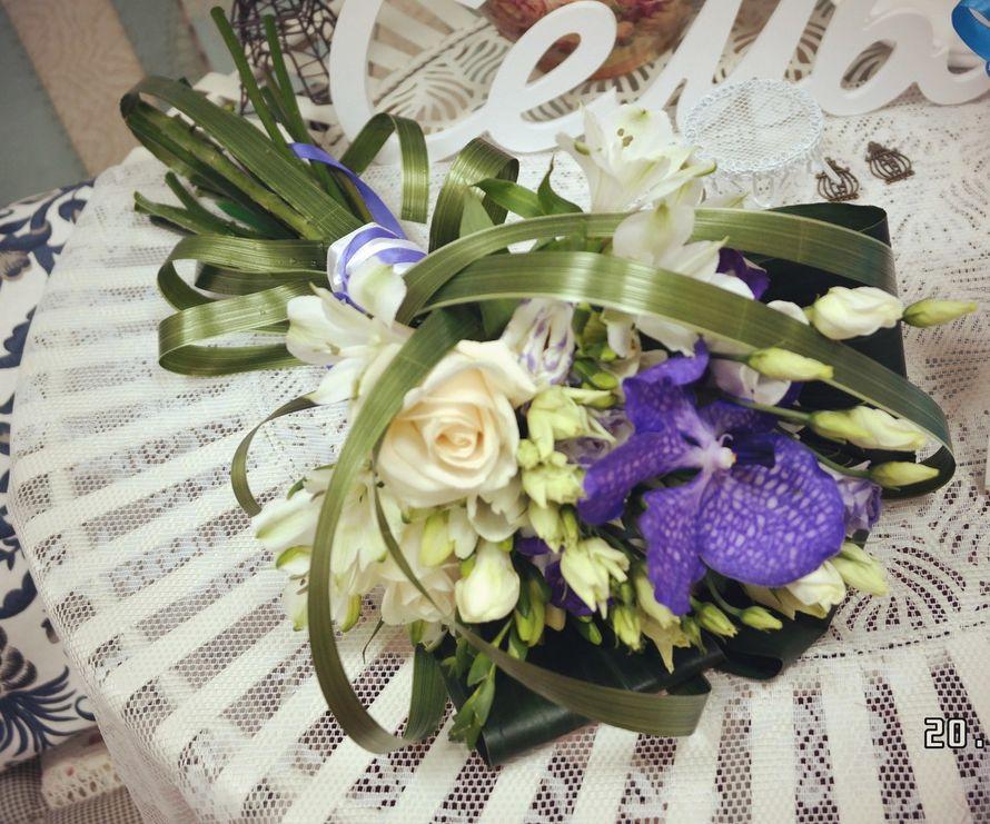 Фото 12185640 в коллекции Букет невесты - 4 сезона - оформление и декор