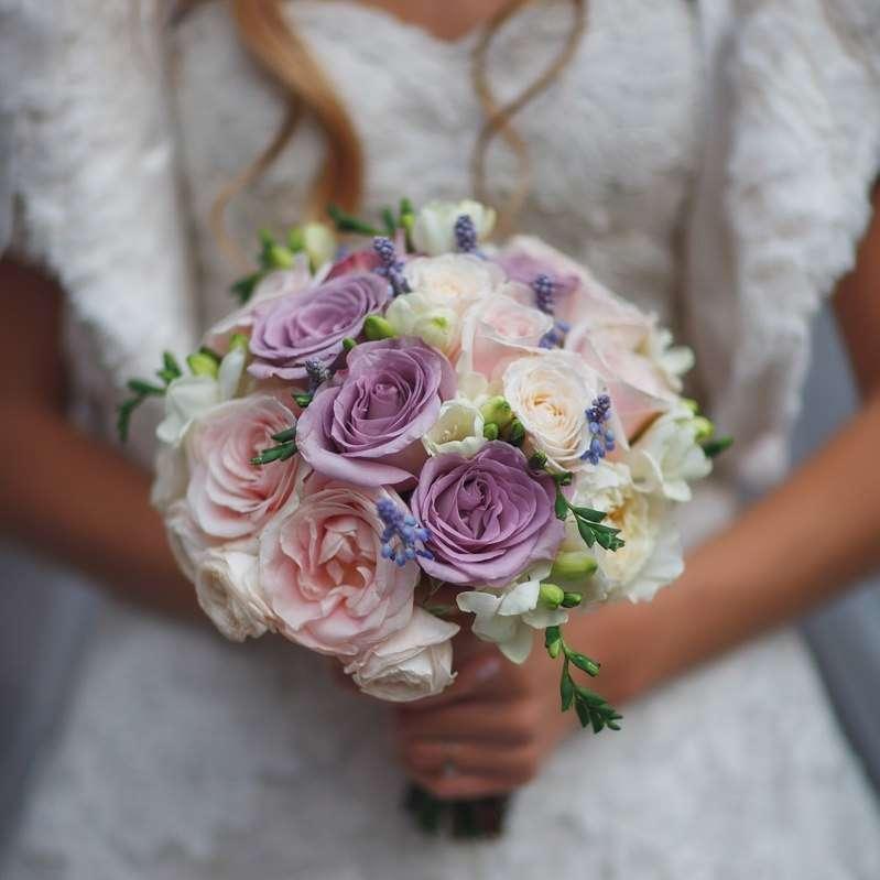 Фото 12185654 в коллекции Букет невесты - 4 сезона - оформление и декор