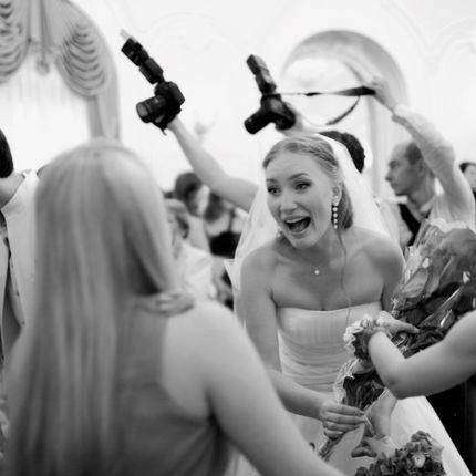 Свадебный видеоклип, съёмка 1 час