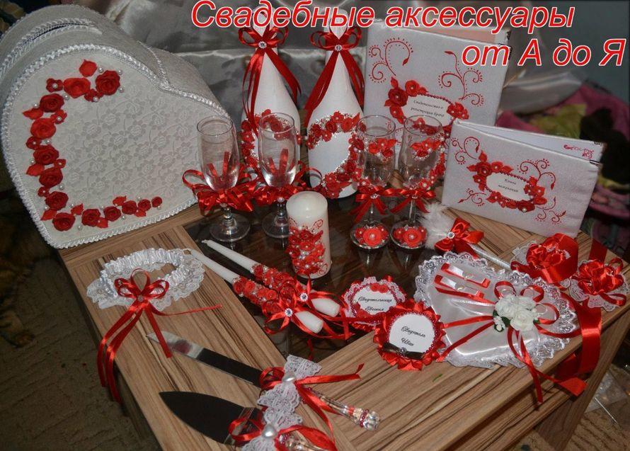 Фото 12255218 в коллекции свадебные аксессуары - Анна Полозова - аксессуары