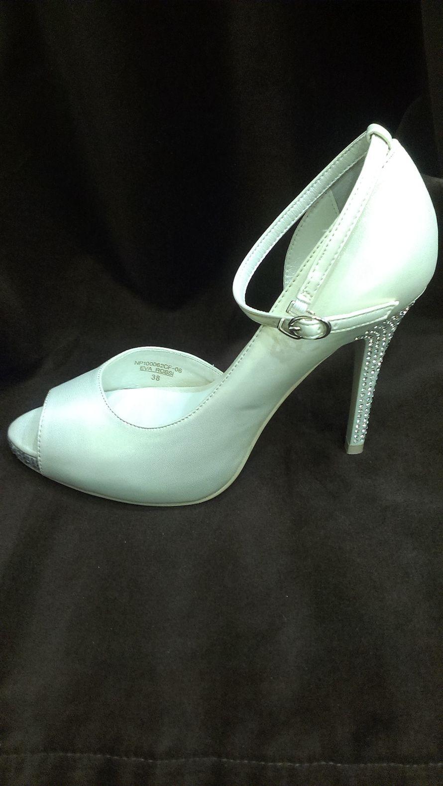 """Фото 2227364 в коллекции Свадебная обувь в наличии - Магазин-салон """"Свадебный вальс"""""""