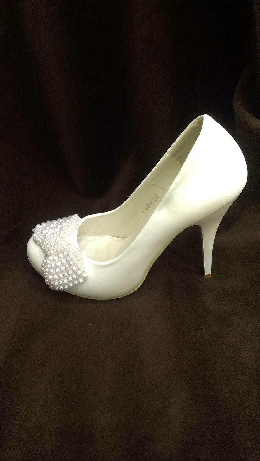 """Фото 2227378 в коллекции Свадебная обувь в наличии - Магазин-салон """"Свадебный вальс"""""""