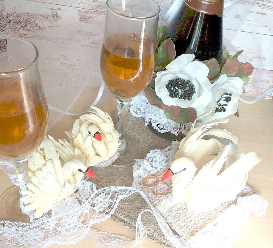 """Фото 14943054 в коллекции свадебный комплект ,,винтаж,, - Мастерская флористики """"Рodarki_irina"""""""