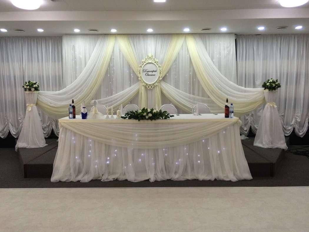 """Оформление: Свадебная галерея APRIORI - фото 12293776 Отель """"GreenHall"""""""