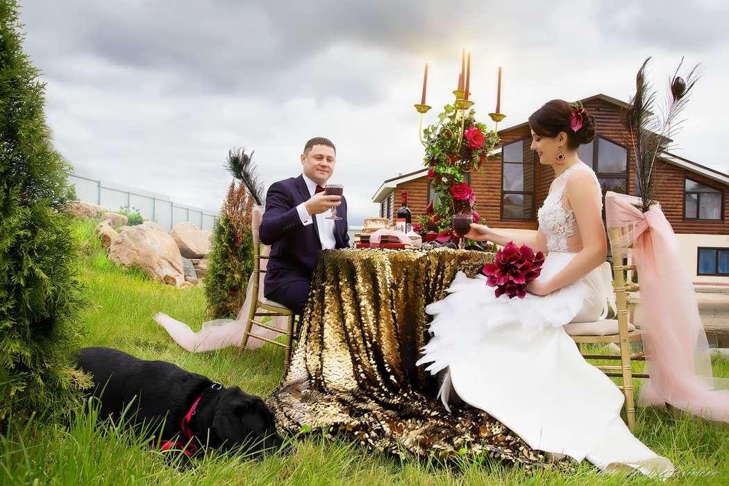 Фото 12295550 в коллекции Свадьба Vadim&Darya - Фотограф Татьяна Максимова