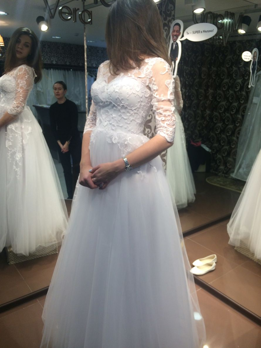 платье 1 - фото 12709502 Вероника М.
