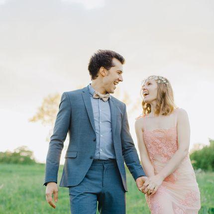 """Фотосъёмка неполного дня - пакет """"Свадьба для двоих"""", 3 часа"""