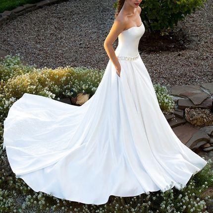 Свадебное платье Berta модель №1714