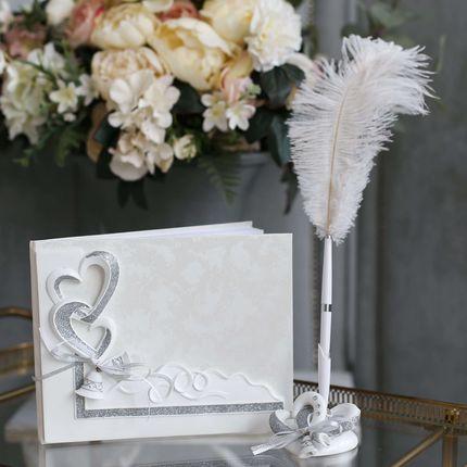 """Набор свадебных аксессуаров """"Свадебные колокола"""""""