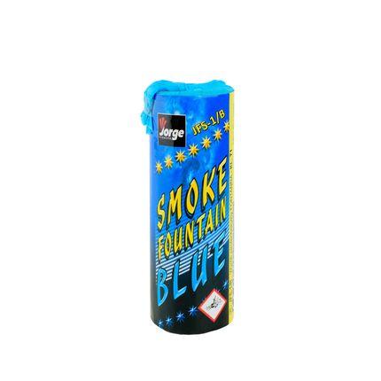 Smoke fountain синий