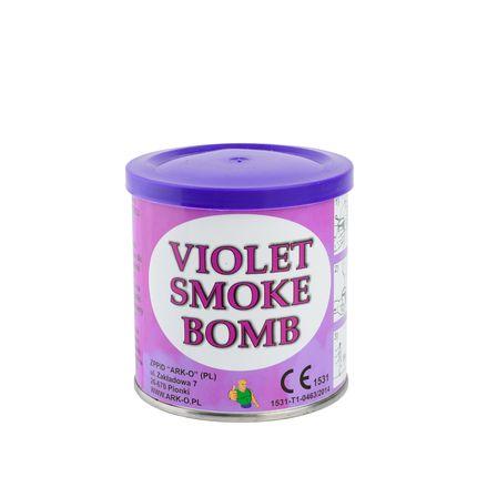 Дым Smoke bomb фиолетовый