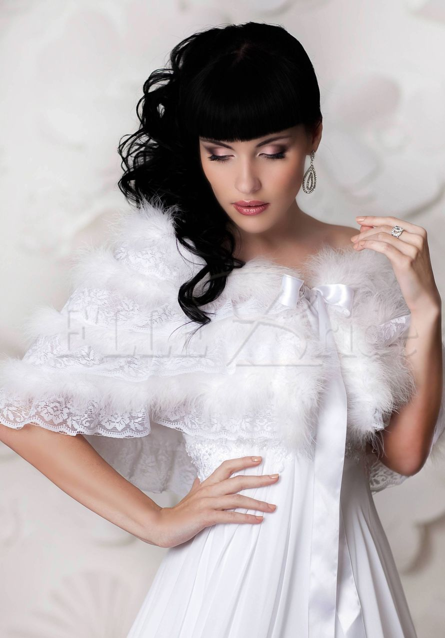 "Свадебная накидка ""Мадина"""