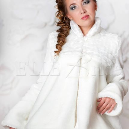 """Свадебная шубка """"Арина"""""""