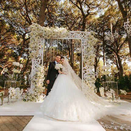"""Организация свадьбы """"под ключ"""" - пакет """"Standard"""""""