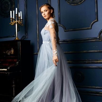 """Свадебное платье """"Crystl"""""""